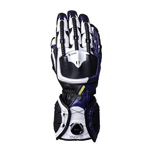 Knox Handroid MK4 - Guanti, Uomo, 1012536090040, Blue, L