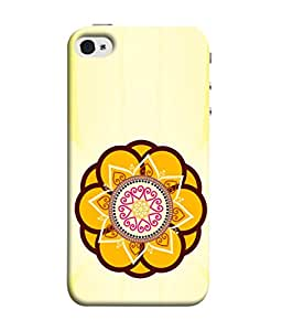 PrintVisa Designer Back Case Cover for Apple iPhone 4 (Classy Superb Fancy Colourful artistic)