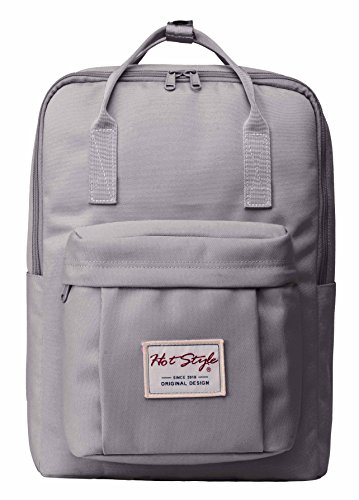 cute-convertible-backpack-for-girls-hotstyle-waterproof-schoolbag-16l-lightgrey
