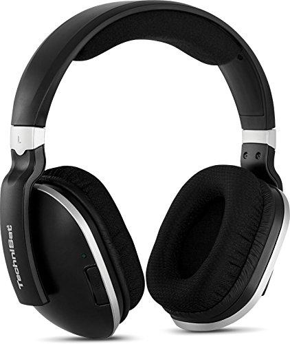 TechniSat StereoMan 2 (2,4GHz Funkkopfhörer) schwarz - 6