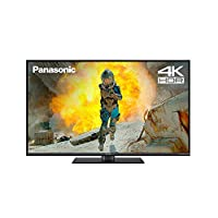 Panasonic TV TX-49FX550B 49-Inch 4K UHD Smart TV HDR with Freeview - 2018 TV  4k Netflix Streaming & Amazon Fire TV Compatible
