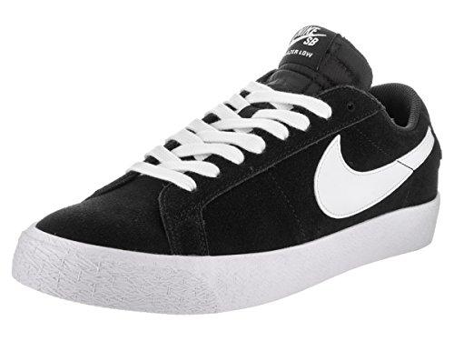 Nike SB Zoom Blazer Black White Schwarz / Weiß
