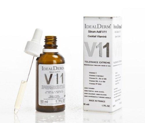 Activo Serum V11, Vitamina Cóctel con 11wirkstoffen 50ml