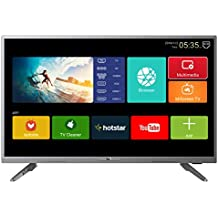 YU by Micromax |  101.6 cm (40 Inches) Full HD LED Smart TV Yuphoria (Matt Grey)