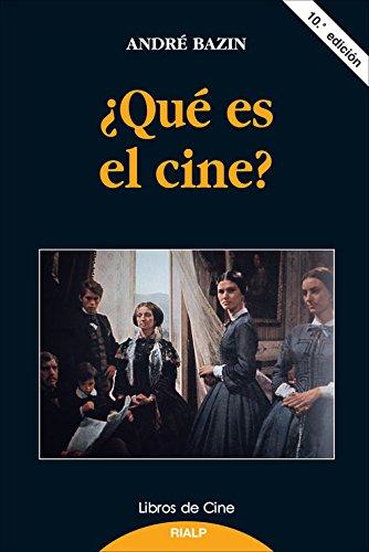 Descargar Libro ¿Qué Es El Cine? de André Bazin