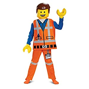 LEGO Movie Deluxe Kids Costume Bambino 0039897888392 LEGO