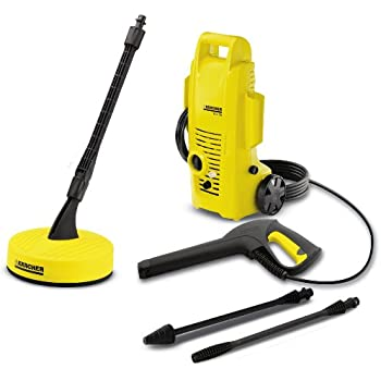 Kärcher K2.36M+ Pressure Washer and T50 Patio Cleaner  (Old Version)