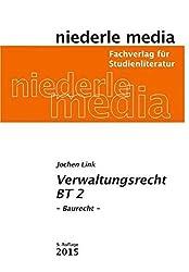 Verwaltungsrecht BT 2 - Baurecht