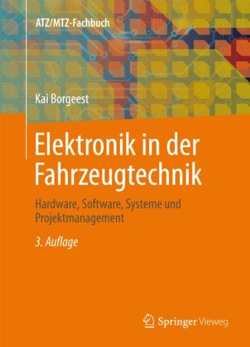 Elektronik in der Fahrzeugtechnik: Hardware, Software, Systeme und Projektmanagement (ATZ/MTZ-Fachbuch) Laptop-sicherheits-software