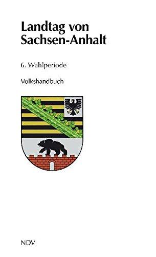 Landtag von Sachsen-Anhalt 6. Wahlperiode