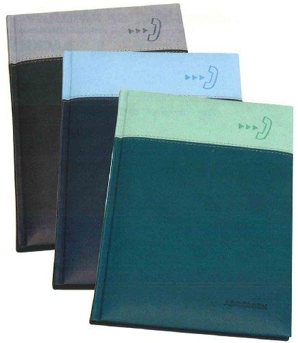 Adressbuch-Florence, mint/petrol (Adressbuch Mint)