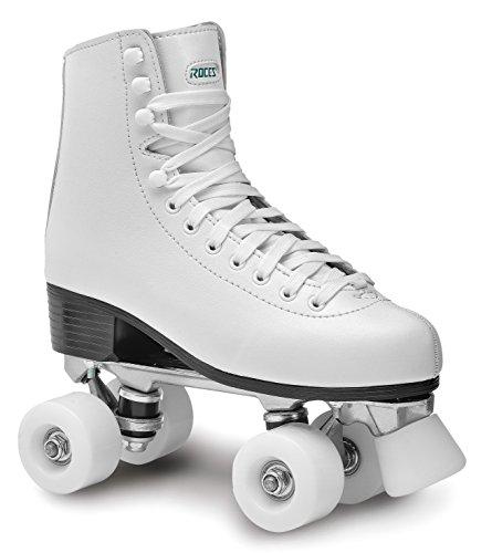 Roces Unisex-Erwachsene RC2 Classicroller Rollerskates/Rollschuhe Artistic, Weiß (White/001), 40 EU