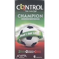 Control Champion Kondom 6 Stück - Limited Edition preisvergleich bei billige-tabletten.eu