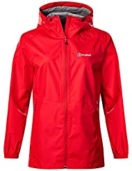 Berghaus Women's Deluge Light Waterproof Jacket