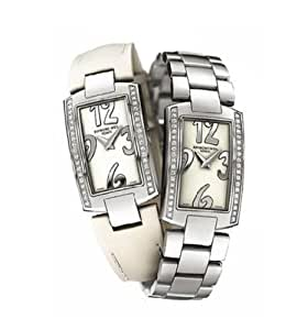 Raymond Weil Women's Quartz Watch with Beige Dial Analogue Display and Silver Stainless Steel Bracelet 1800-ST1-05303