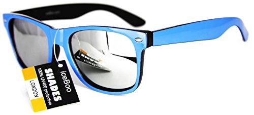 new-sunglasses-two-tone-reflective-lenses-vintage-retro-classic-mens-womens-uv400-blue-black-silver-