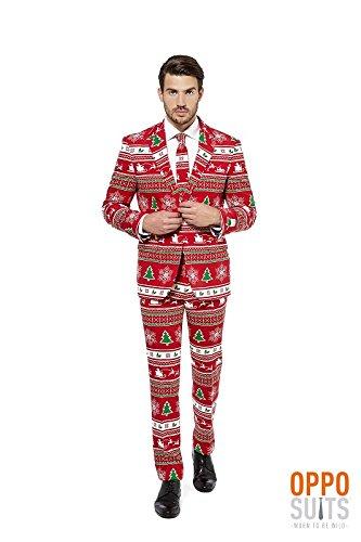 Winterwonderland Kostüm Opposuits für (Kostüm Schneeflocke Muster)