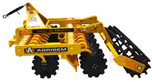1 Mulch (REPLICAGRI REPLIC01 ERPICE AGRISEM DISC 0 MULCH 1:32 MODELLINO DIE CAST MODEL)