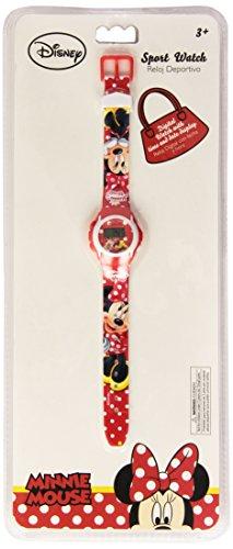 Kids - Minnie, reloj digital (WD10401)