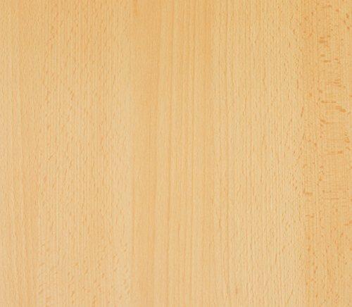 Kettler Kids Comfort ll Schülerschreibtisch – 6-fach höhenverstellbarer Kinderschreibtisch MADE IN GERMANY – flexible Tischplatte – höhen- und neigungsverstellbarer Schreibtisch – Buche & silber - 5