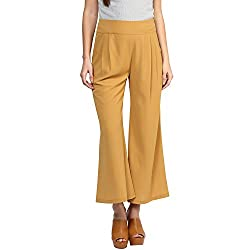 Rare Beige Palazzo Trousers (EP1215A-M)