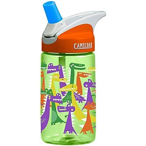 CamelBak Wasserflasche Eddy Kids - Botella de agua, 0,4 litros infantil