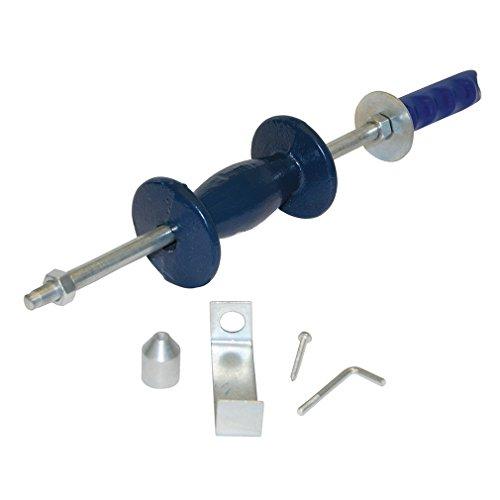 Silverline 380625 - Juego desabollador Extractor
