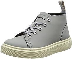 Dr. Martens Unisex Adults' Baynes Mid Grey Ajax Chukka Boots, Grey (Mid Grey), 4 UK 37 EU