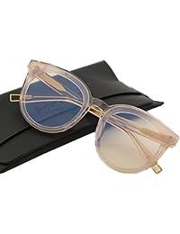 Mode Zustrom von Menschen Gläser, individuelle Farbe film Sonnenbrillen Damen Sonnenbrillen