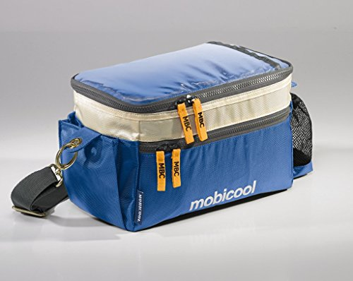 Preisvergleich Produktbild Mobicool 9103540163 Fahrradtasche, Lenkertasche Sail - Kühltasche, Circa 7 L, Sortiert