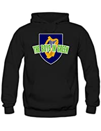 Shirt Happenz Irland WM 2018#4 Hoodie | Fußball | Herren | Éire | The Boys in Green | Trikot | Nationalmannschaft