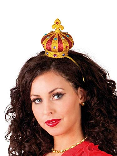 DISBACANAL Mini Corona Reina de Corazones