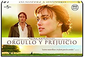 Orgullo Y Prejuicio(Ed. Horizontal) [DVD]