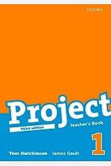 Project 1 Third Edition: Teacher's Book: Teacher's Book Level 1 Paperback