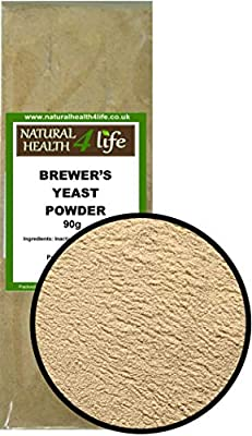 Brewers Yeast Powder 90g from Natural Health 4 Life