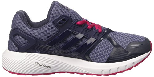 adidas Duramo 8 W, Chaussures de Course Femme Violet (Super Purple/midnight Grey/bold Pink)