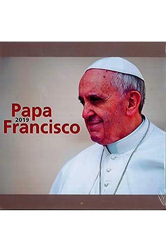 Calendario Papa Francisco 2019 pared