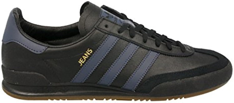 Adidas Jeans Black Blue Gum 42.5  Billig und erschwinglich Im Verkauf
