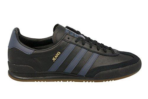 adidas Herren Jeans Fitnessschuhe, Schwarz (Negbás/Azutra/Gum5 000), 44 EU