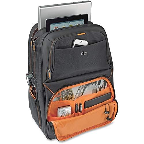 Solo Urban Thrive Laptop Rucksack-43,9cm (schwarz)
