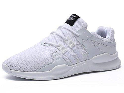 ONENICE Sportschuhe Herren Damen Laufschuhe Sneakers Turnschuhe Casual Atmungsaktives Sport...
