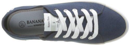 Banana Moon Chelsey, Damen High-Top Sneaker Blau - Bleu (Marine)