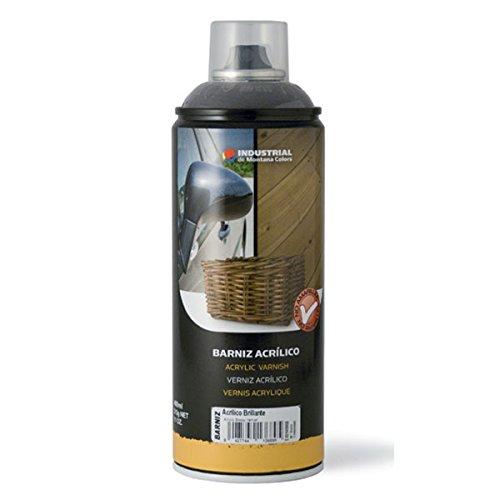 34561 Bote Spray Pintura Barniz Acrílico Brillante