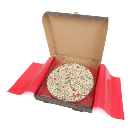Gourmet Schokolade Alles Gute zum Geburtstag Pizza - Jelly Bean Jumble (7