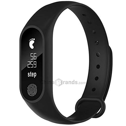 Yeying Moda Cardiofrequenzimetro Impermeabile Smart Fitness Fit per iPhone Android per Ragazzi Ragazze Adolescenti