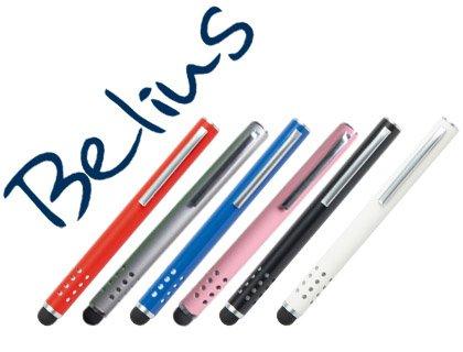Phoenix Technologies–Zeiger Belius i-touch für Displays und scribblen Farben sortiert (24Stück)