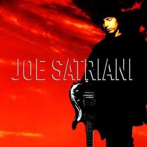 Cd Joe Satriani - Joe