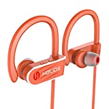 Auriculares Bluetooth HBUDS Bluetooth 4.1 Auriculares Deportivos Inalámbricos, IPX7 Impermeable Estéreo In-Ear, 8-9 Hrs y Cancelación de Ruido, para iPhone Samsung Huawei Sony xiaomi Smart Watch etc