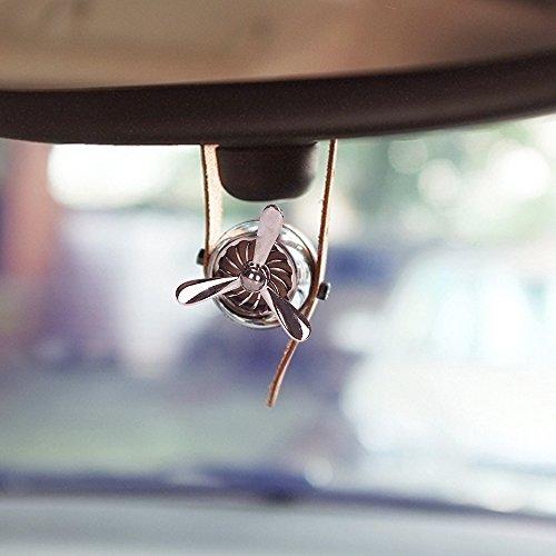 Purificador de airepara coche colgante, elimina el olor, polen, humo–Ideal para automóvil o camión
