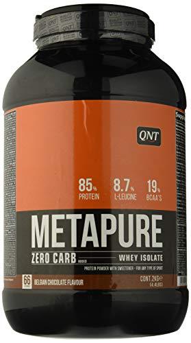 QNT Metapure Zero Carb Whey Isolate